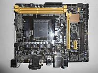 Asus A58M-K (Rev:1.03) Socket FM2+ - в идеале!!!