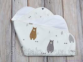 Пеленки непромокаемые (размер 60*80 см), Медведи в лесу