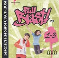 Full Blast! 1-3 Teacher's Resource CD/CD-ROM