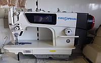 Одноигольная автоматическая швейная машина с нижним транспортом Type Special S-F08/280, фото 1