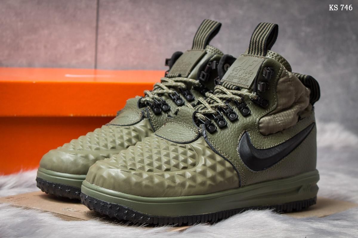 Стильные демисезонные кроссовки Nike LF1 Duckboot
