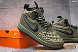 Стильные демисезонные кроссовки Nike LF1 Duckboot, фото 6
