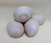 Заготовка Яйцо деревянное 5.5-6см