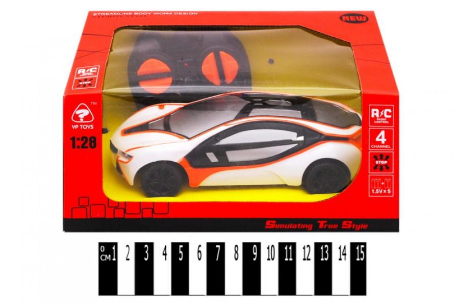 Машина на радиоуправлении 6147F, масштаб 1:28