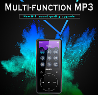 "MP3 плеер Bluetooth""Ruizu D16"" HiFi Lossless Audio 8ГБ, фото 1"