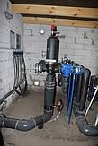 Система автоматической очистки, контроллер системы управления поливом + система гидроуправления