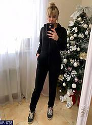 Женский комбинезон со штанами