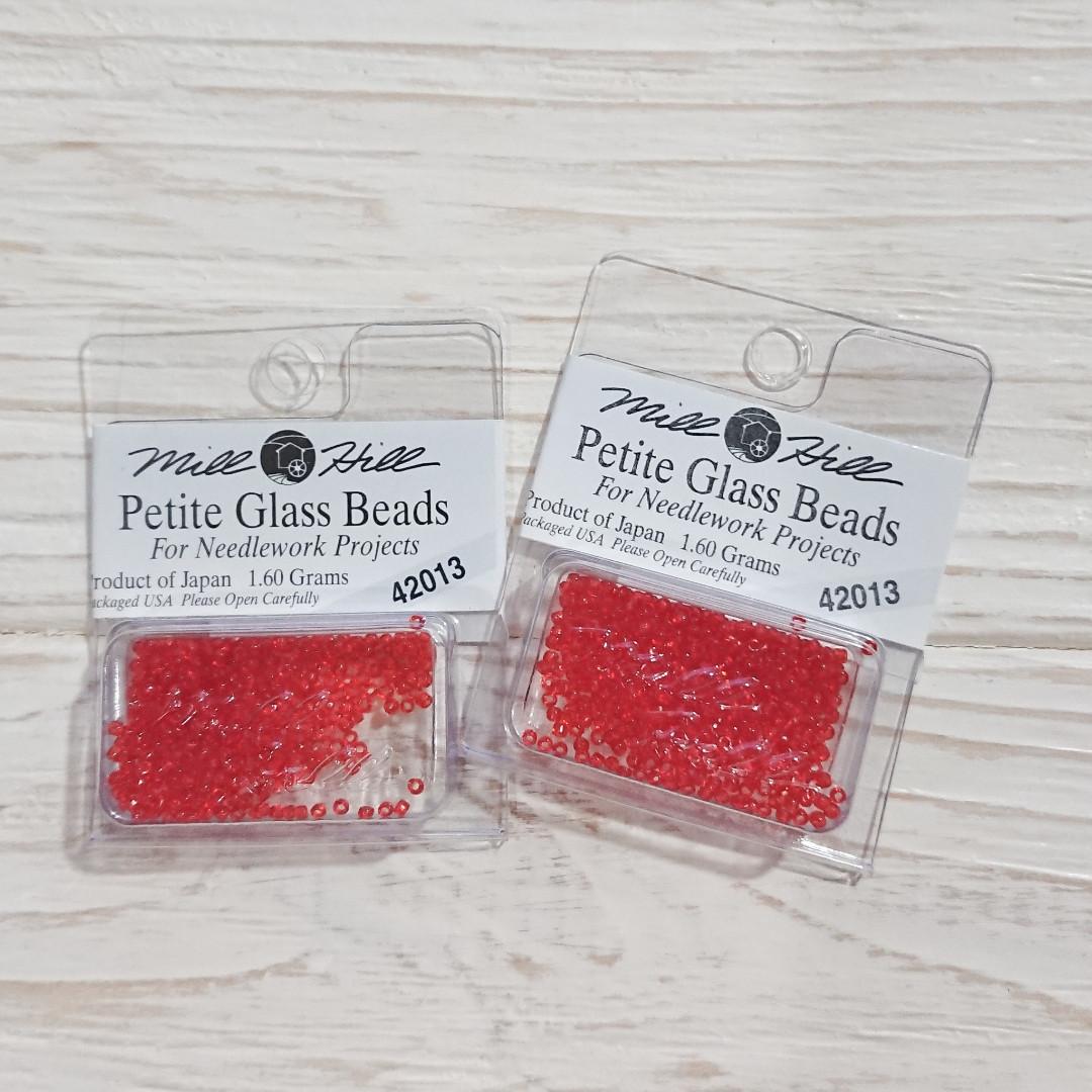 Бисер Petite Glass Beads Mill Hill 42013