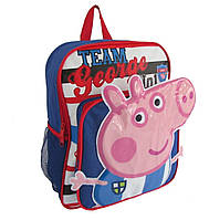 Рюкзак детский свинка Пеппа синий, фото 1