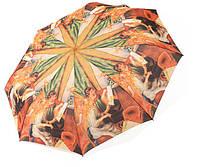 Женский зонт KOBOLD (Pierre-Auguste Renoir - Jeunes Filles au Piano Девушки за фортепьяно картина Ренуара)