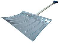 Лопата снегоуборочная оцинкованная с черенком (ЧП КВВ)