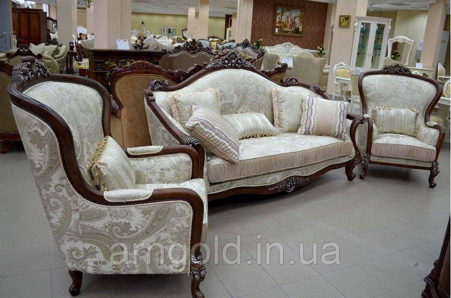 Мягкая мебель Донжуан комплект 3+1+1