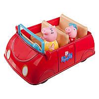 Красный автомобиль свинки Пеппы