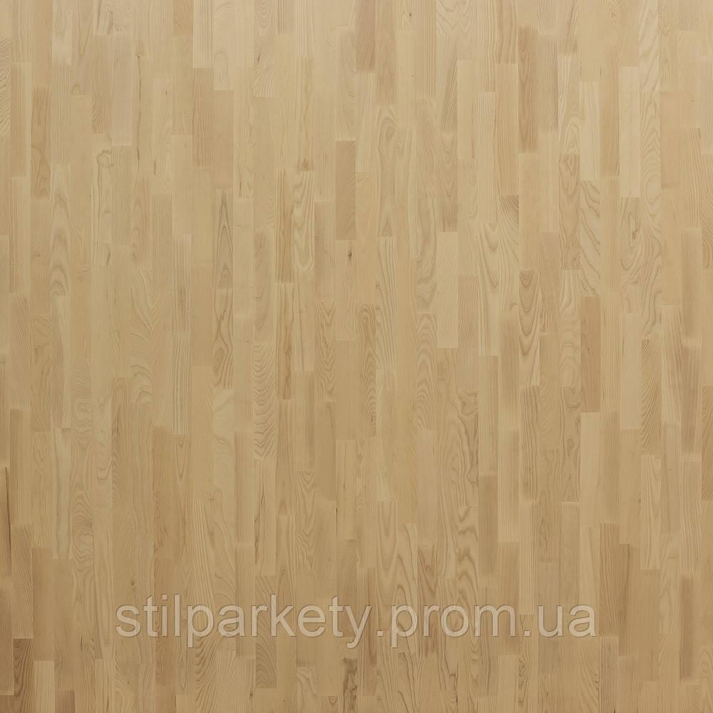 Ясень PLUTON Polarwood (белое масло)