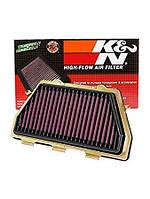 K&N Воздушный фильтр KNHA-1008