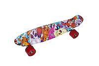 Скейт Baby Tilly BT-YSB-0061 Multicolor (20181116V-730)