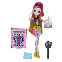 Кукла Джиджи Грант Новый Скарместр, Monster High New Scaremester Gigi Grant , фото 1
