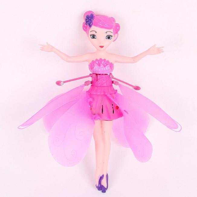 Літаюча лялька фея Flying Fairy! Іграшка інфрачервоного управління!