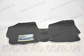 Автоковрики резиновые с бортом ГАЗЕЛЬ Соболь передние ковры