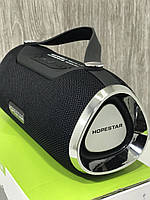 ✅Беспроводная всеми известная портативная колонка Hopestar H40 качественное звучание!✅