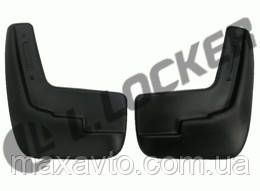 Брызговики Chevrolet Cobalt (12-) (Шевроле Кобальт) (2 шт) передние (Lada Locker)