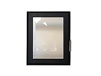 Дверца для камина стандартного размера 300х350 мм без притока воздуха