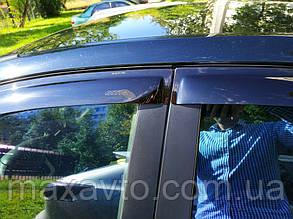Ветровики Mazda 3 II (BL) Hb 2009 (ANV air)