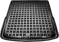 Коврик багажника резиновый Volkswagen Passat B6, В7 Variant 2005-2015 Rezaw-Plast 231831
