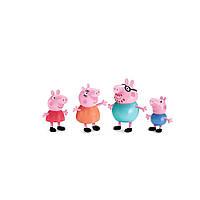 "Набор фигурок ""Свинка Пэппа и её семья"" (Peppa Pig and Family), фото 1"