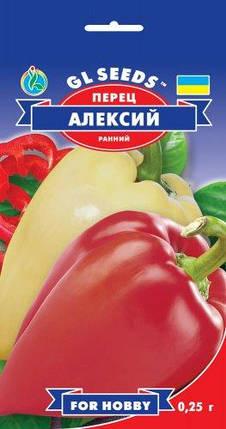 Перец Алексий, пакет 0,25 г - Семена перца, фото 2