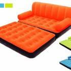Велюровый диван-кровать-трансформер надувной Bestway 67356, фото 2