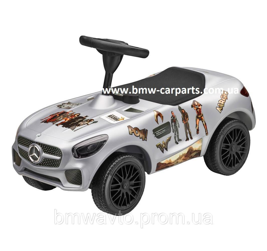 Детский автомобиль Mercedes Ride-on toy car, Bobby-AMG GT, Tribute to Bambi