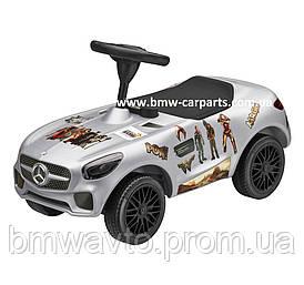 Дитячий автомобіль Mercedes Ride-on toy car, Bobby-AMG GT, Tribute to Bambi