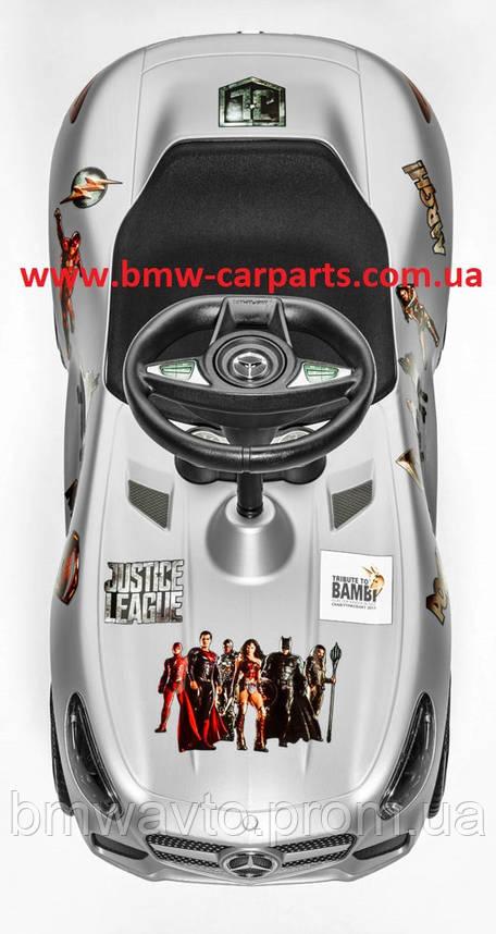 Детский автомобиль Mercedes Ride-on toy car, Bobby-AMG GT, Tribute to Bambi, фото 2