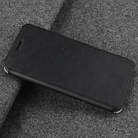 Кожаный чехол (книжка) MOFI Rui Series для Xiaomi Mi Mix 2S Черный