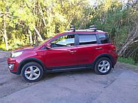 Боковые дефлекторы Great Wall Hover M4 2013 (Грейт Вол ховер м4) Cobra Tuning
