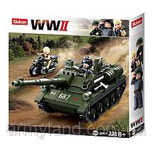 Конструктор ПТ-САУ Танк СУ-85, фото 3