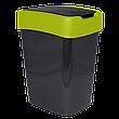 "Ведро для мусора ""Евро"" двухцветное-18л, фото 3"