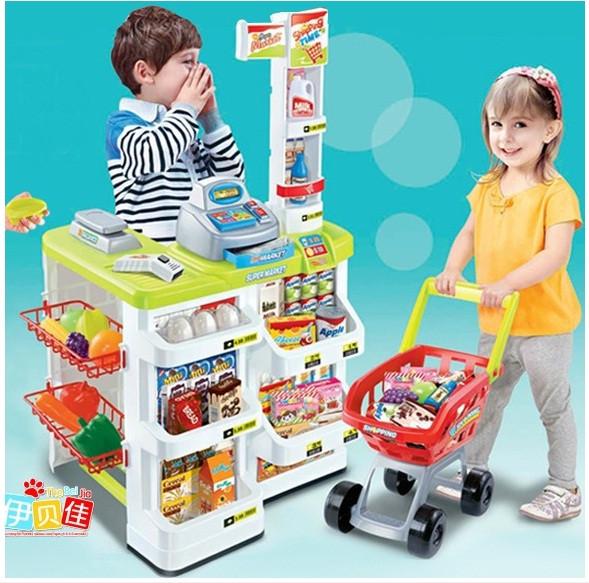 """Игровой набор """"Супермаркет"""" 668-03"""