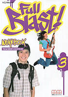 Full Blast! 3 Workbook Teacher's Edition