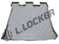 Коврик в багажник Volkswagen Sharan (95-10) (Фольксваген Шаран), Lada Locker