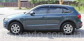 Боковые дефлекторы AUDI Q5 2008- (Ауди Ку5) SIM
