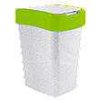 "Ведро для мусора ""Евро"" двухцветное-10л, фото 5"