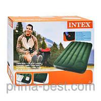 Надувной матрас кровать односпальная Intex 66927
