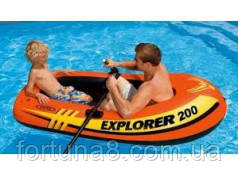 "Лодка надувная Intex ""Explorer 200"" 58330"