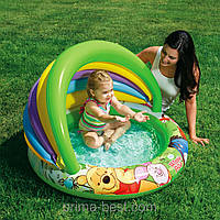 Детский надувной бассейн Intex 57424 (102х20х69 см)