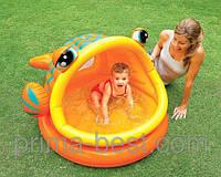 """Детский надувной бассейн Intex 57109 """"Рыбка"""""""