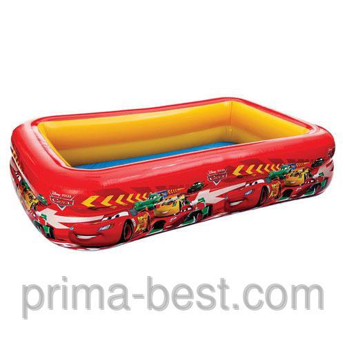 """Детский надувной бассейн """"Тачки"""" Intex 57478 Дисней"""
