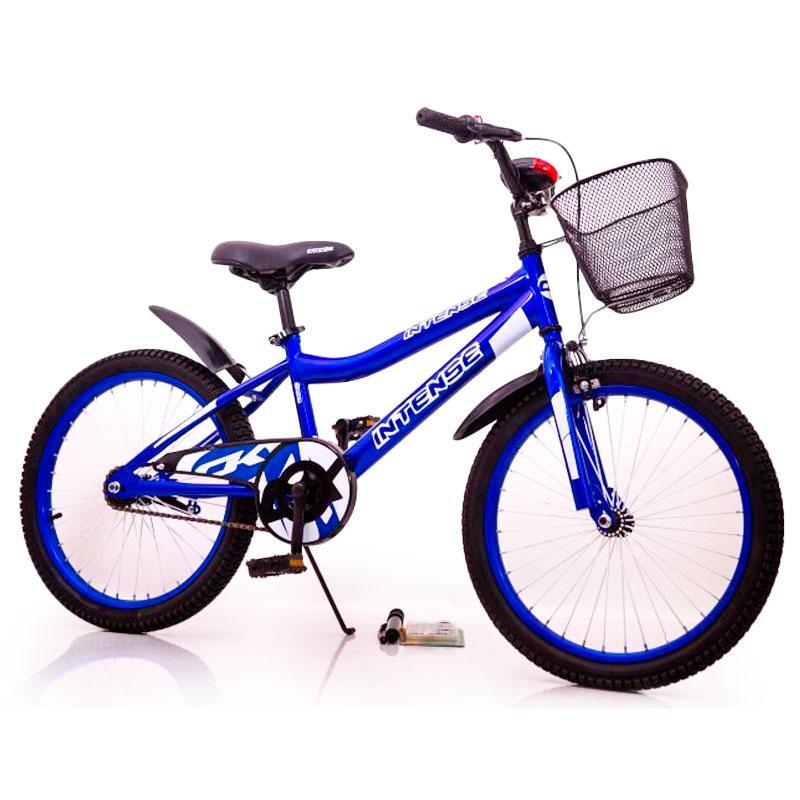 """Детский Велосипед INTENSE 20"""" N-200 Blue"""