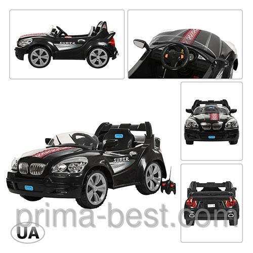 Машина электромобиль детский BMW M 0577